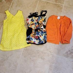 Girl's 2t dressy lot